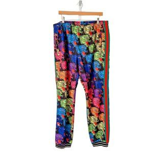 Gucci Angry Tiger Printed Jersey Joggers
